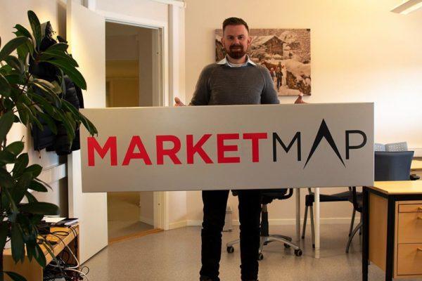 Marketmap AS - besøksadresse